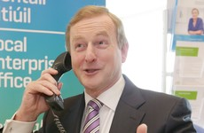 As the wait goes on, Enda is told to pick up the phone to Fianna Fáil