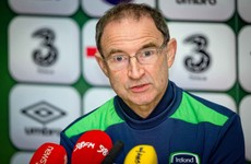 'It's not ideal. People have paid a lot of money for tickets' - O'Neill on prospect of playing behind closed doors
