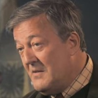 Interview where Stephen Fry tells Gay Byrne God is evil is up for an award