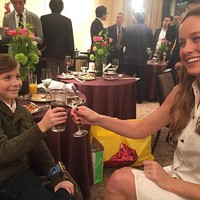 The little lad from Room inspired a gorgeous Instagram post from Brie Larson