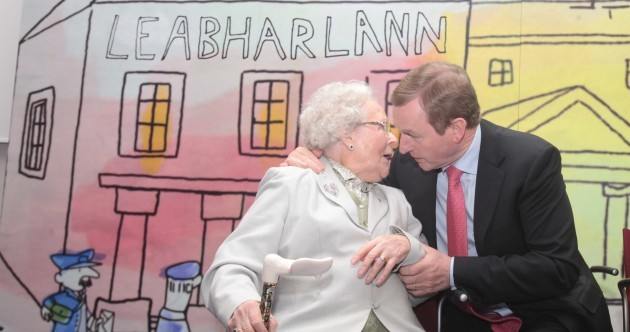 Fine Gael is still wooing those 'Endapendants' - but there's an 'elephant in the room'