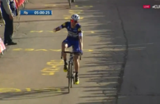 Dan Martin won today at the Volta a Catalunya and is looking good again