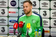 Elliot handed golden opportunity to stake his claim for Ireland number 1 shirt