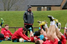 'A wonderful learning process from both sides' - Andy Farrell says goodbye to Munster