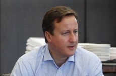 Cameron threatens to cut aid to 'anti-gay' countries