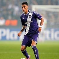 Argentinian striker to leave Anderlecht following Brussels terror attacks