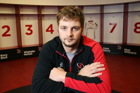 Henderson hasn't played since injuring his hamstring against Edinburgh in early December.