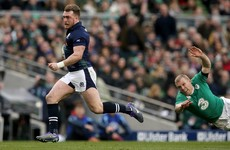 Public vote gives 6 Nations Player of the Championship award to Stuart Hogg