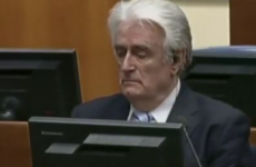Radovan Karadzic found guilty of genocide and jailed for 40 years