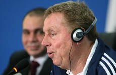 Harry Redknapp makes successful return to management with 8-0 drubbing