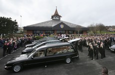 """A huge void has been created by this tragedy"" - Buncrana victims laid to rest"