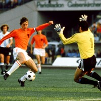 Johan Cruyff tribute: Netherlands v France friendly will be stopped after 14 minutes