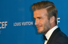 Beckham buys up the fields for his American dream