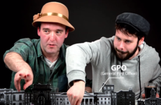 These two Irish lads got drunk and tried to explain the 1916 Rising
