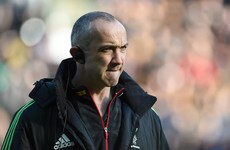 Italy confirm Conor O'Shea as new head coach on four-year contract