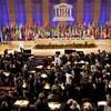 Palestine becomes member of UN cultural body