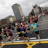 In pictures: the 2011 Dublin City Marathon