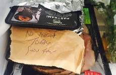 Irish mothers are taking extreme measures to ensure their kids don't eat meat today