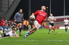 Munster run riot against hapless Zebre