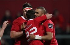 Anthony Foley hails history-maker Simon Zebo