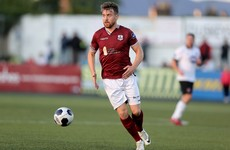 Faherty the match-winner as Galway overcome Bohs to soar up the table