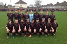 St Kevin's Boys get the better of Barcelona in the Academy Cup