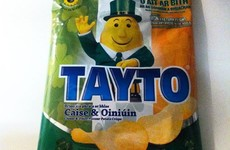 Tayto got knocked out of the World Cup of Crisps and Irish people are LIVID