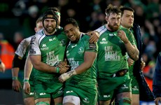 Connacht weather the late storm to claim dramatic victory over Leinster