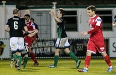 Bray stun Sligo with 4-0 rout to move off bottom of the table