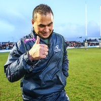 Lam determined to build a legacy in Connacht
