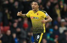 Troy Deeney eyes Euro 2016 spot with Northern Ireland
