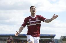 VIDEO: Former League of Ireland striker scores stunning goal Down Under
