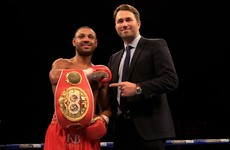 Unbeaten Kell Brook eyes Garcia bout after speedy world title defence
