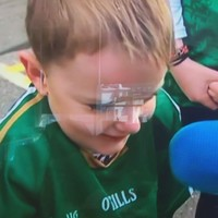 Watch: RTÉ just tortured an incredibly cute child into giving them his take on 1916