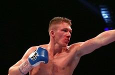 Blackwell in induced coma following Eubank middleweight title defeat