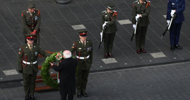 Pictures: Ireland marks 100 years since the 1916 Rising