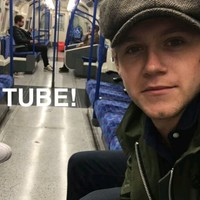 Niall Horan managed to take the Tube without anyone recognising him