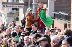 Beautiful weather, smiling faces and emotional moments as Ireland remembers 1916