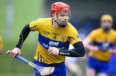 The Clare hurler hoping for All-Ireland glory with Limerick's Ardscoil Rís