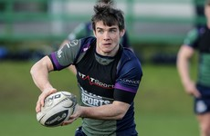 Out-half crisis for Connacht as AJ MacGinty ruled out
