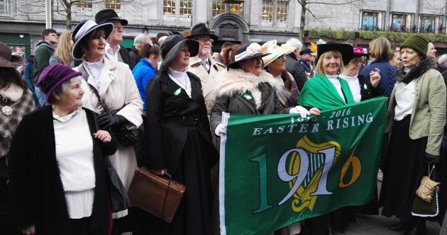 Costumes, duck parades and a lively céilí as the capital is taken over once more