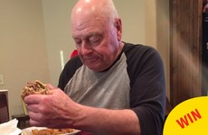 The 'papaw' who broke the internet's heart held a BBQ and thousands showed up