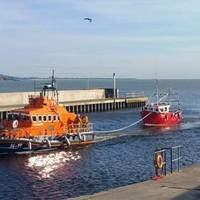 Fishermen rescued off Arklow coastline