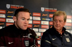 Hodgson warns Rooney his starting place is under threat