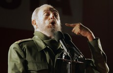 Fidel Castro has just had a right go at Barack Obama