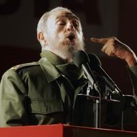 Fidel Castro has just had a right go at Barack Obama