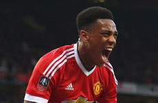 Martial on why he was 'scared' ahead of his Man United move