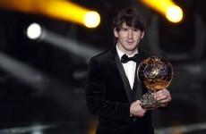 The world's greatest? Barca stars dominate Ballon d'Or 'shortlist'