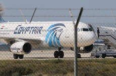 """It's over"": Plane standoff ends after hijacker surrenders in Cyprus"