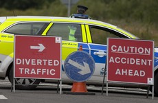 Man (69) dies after car crashes into ditch
